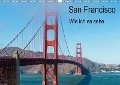 San Francisco - Wie ich es sehe (Wandkalender 2019 DIN A3 quer) - Petra Bläcker