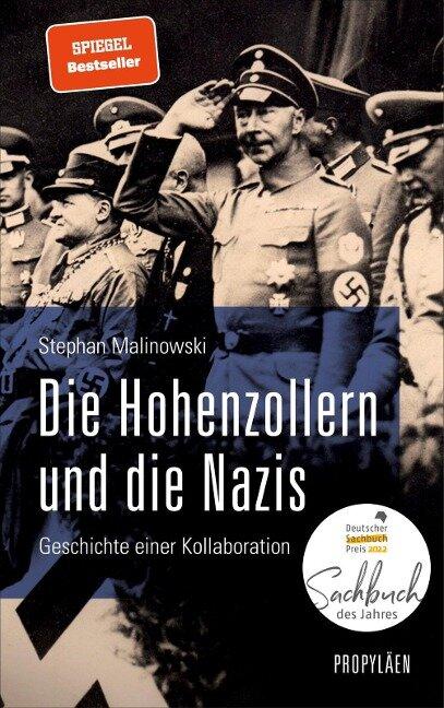 Die Hohenzollern und die Nazis - Stephan Malinowski
