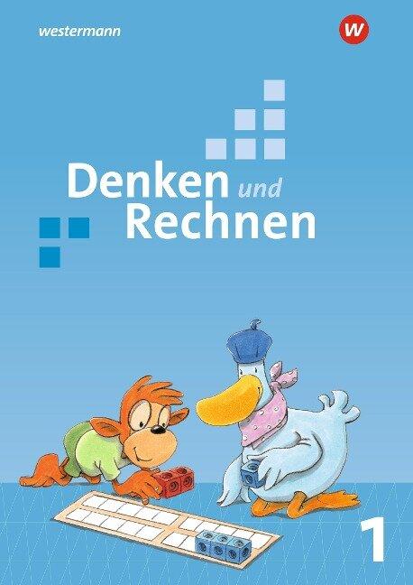 Denken und Rechnen 1. Schülerband. Allgemeine Ausgabe -