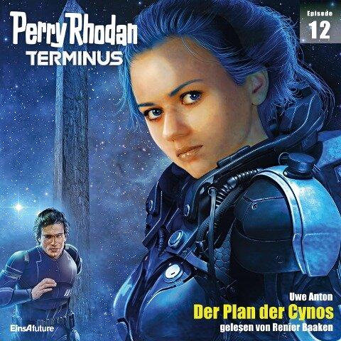 Terminus 12: Der Plan der Cynos - Uwe Anton