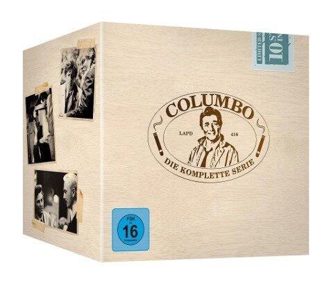 Columbo Gesamtbox -