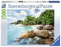 Traumhafter Strand. Puzzle 1500-3000 Teile -