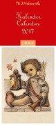 Hummel Postkartenkalender 2017 -
