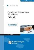 Vergabe- und Vertragsordnung für Leistungen - VOL/A -