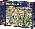 Der Spielplatz - Puzzle 1000 Teile -