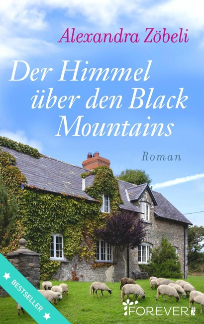 Der Himmel über den Black Mountains - Alexandra Zöbeli