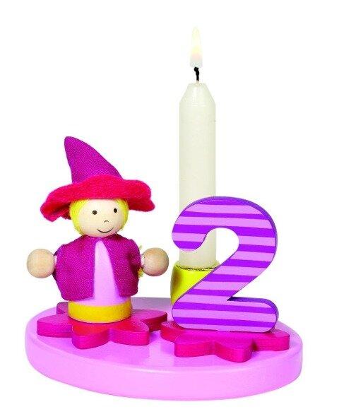 Geburtstagskind Kleines Mädchen -