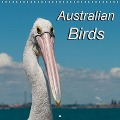 Australian Birds (Wall Calendar 2018 300 × 300 mm Square) - Sidney Smith