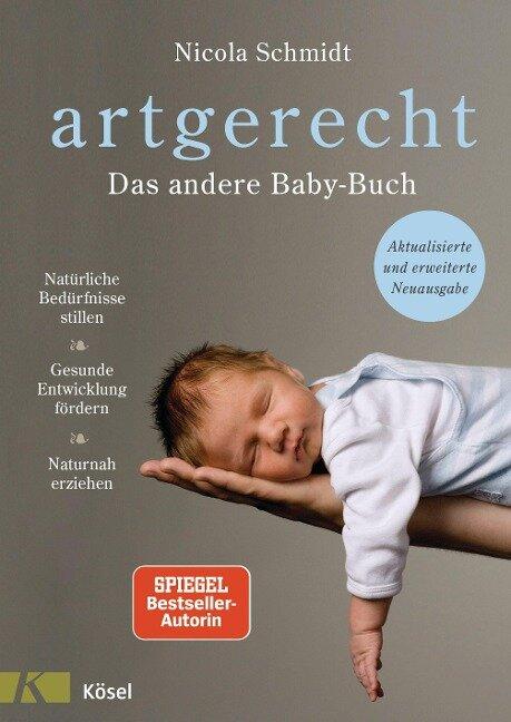 artgerecht - Das andere Babybuch - Nicola Schmidt