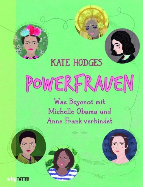 Powerfrauen - Kate Hodges
