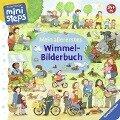 Mein allererstes Wimmel-Bilderbuch - Daniela Prusse