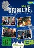 Krimi.de - Thomas Brinx, Anja Kömmerling, Mario Giordano, Andreas Schlüter, Anja Jabs