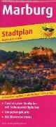 Marburg. Stadtplan 1:14 000 -