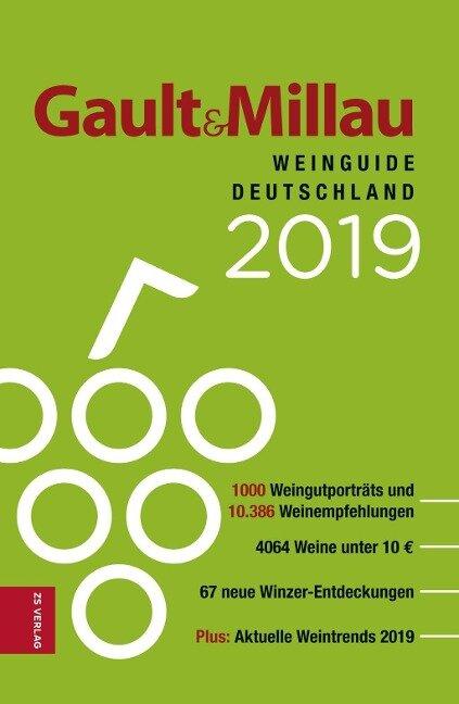 Gault&Millau Weinguide Deutschland 2019 - Britta Wiegelmann
