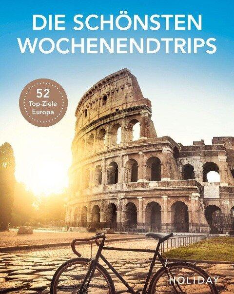 HOLIDAY Reisebuch: Die schönsten Wochenendtrips -