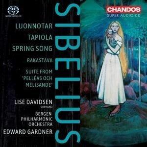 Luonnotar/Tapiola/Rakastava/Spring Song/+ - Lise/Gardner Davidsen