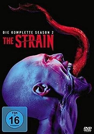 The Strain - Guillermo del Toro, Chuck Hogan, Justin Britt-Gibson, Greggory Nations, Bradley Thompson