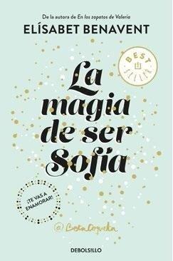 La magia de ser Sofía - Elísabet Benavent