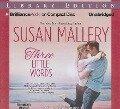 Three Little Words - Susan Mallery