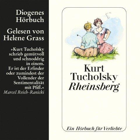 Rheinsberg - Kurt Tucholsky