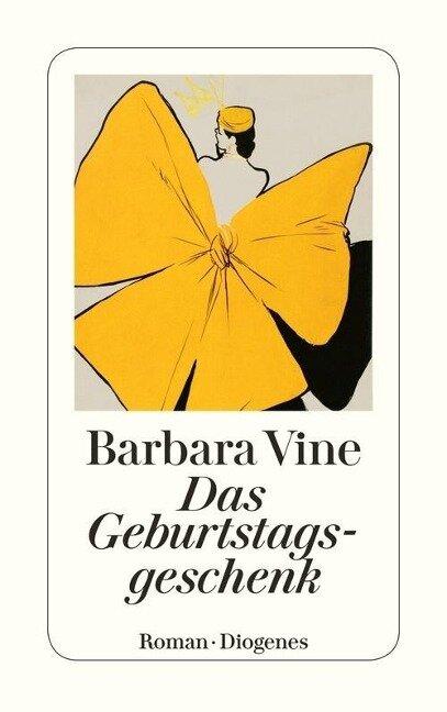 Das Geburtstagsgeschenk - Barbara Vine