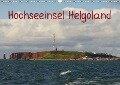 Hochseeeinsel Helgoland (Wandkalender 2018 DIN A3 quer) - k. A. kattobello