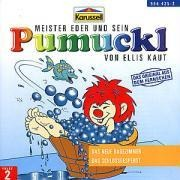 Meister Eder 02 und sein Pumuckl. Das neue Badezimmer. Das Schloßgespenst. CD - Ellis Kaut