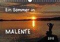 Ein Sommer in Malente (Wandkalender 2018 DIN A4 quer) - Holger Felix