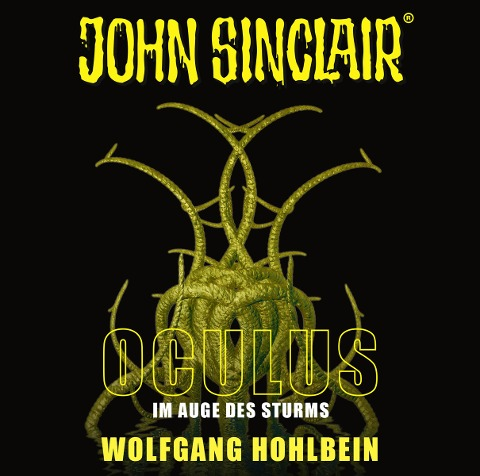 John Sinclair - Oculus - Wolfgang Hohlbein
