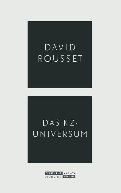 Das KZ-Universum - David Rousset