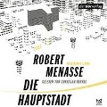 Die Hauptstadt - Robert Menasse