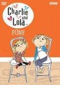 Charlie und Lola - Fünf - Carol Noble, Lauren Child, Bridget Hurst, Samantha Hill, John Greswell
