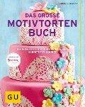 Das große Motivtortenbuch - Sandra Schumann