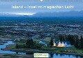 Island - Insel im magischen Licht (Wandkalender 2018 DIN A2 quer) - Thomas Hafen