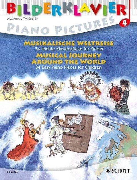 Musikalische Weltreise / Musical Journey Around the World -
