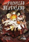 The Promised Neverland 3 - Kaiu Shirai