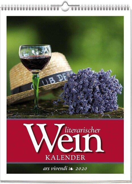 Literarischer Weinkalender 2020