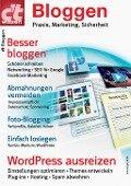 c't wissen Bloggen (2016) - c't-Redaktion