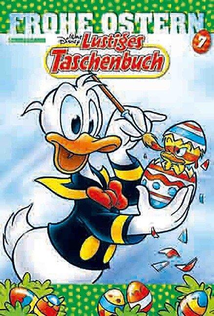 Lustiges Taschenbuch Frohe Ostern 07 - Disney