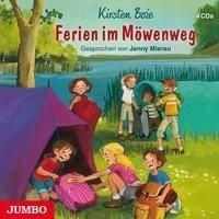 Ferien im Möwenweg. 2 CDs - Kirsten Boie