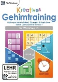 Kreatives Gehirntraining für Windows 10 -