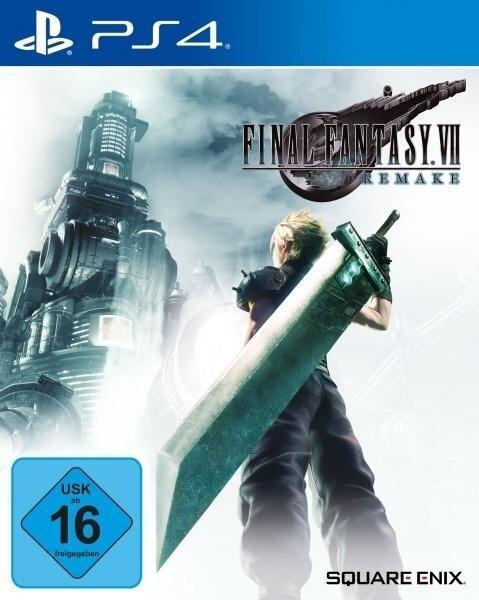 Final Fantasy VII HD Remake (PlayStation PS4) -