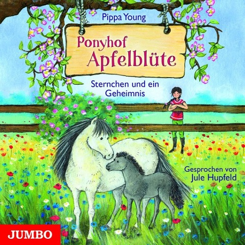 Ponyhof Apfelblüte [7] - Pippa Young