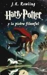 Harry Potter 1 y la piedra filosofal - Joanne K. Rowling