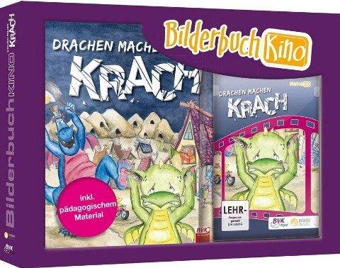 Bilderbuchkino Drachen machen Krach -