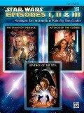 Star Wars Episodes I, II & III - John Williams, Dan Coates