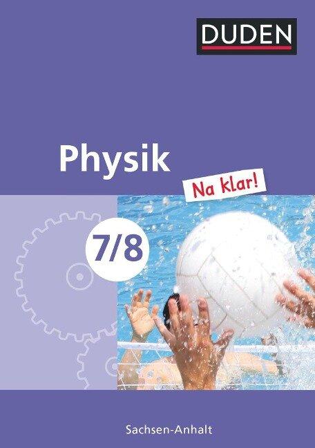 Physik Na klar! 7/8 Lehrbuch Sachsen-Anhalt Sekundarschule -