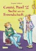 Conni & Co 8: Conni, Paul und die Sache mit der Freundschaft - Dagmar Hoßfeld