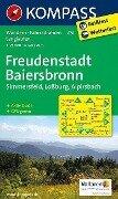 Freudenstadt / Baiersbronn 1 : 25 000 -