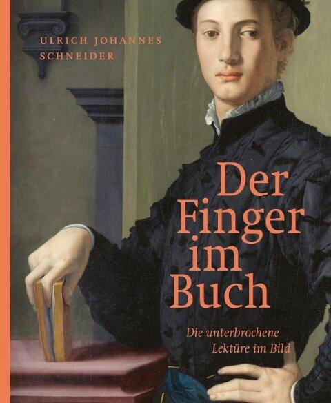 Der Finger im Buch - Ulrich Johannes Schneider